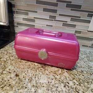 Pink Caboodles